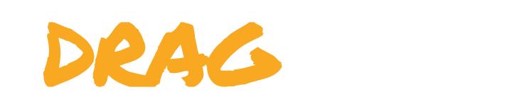 Drag Fans Horizontal Logo