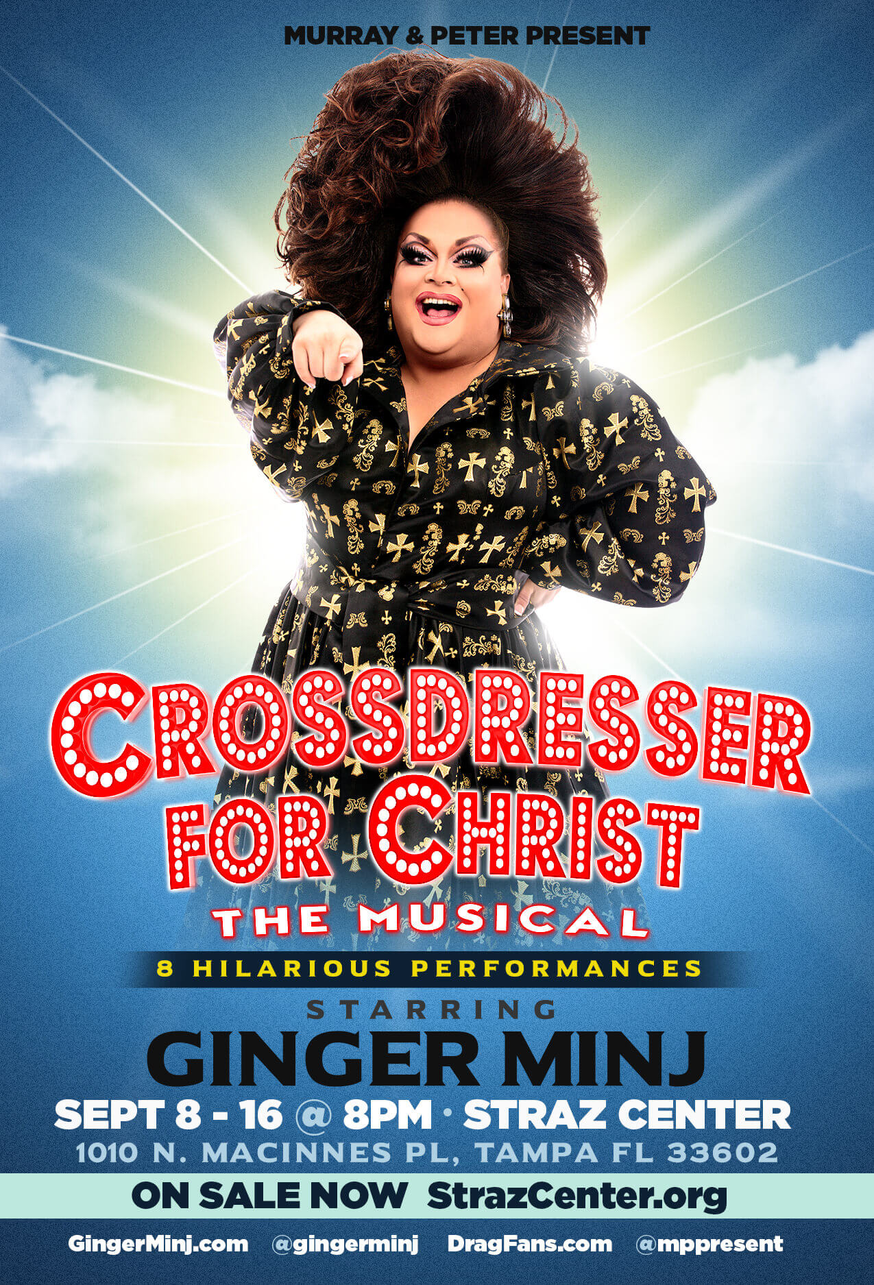 Crossdresser for Christ Ad Mat