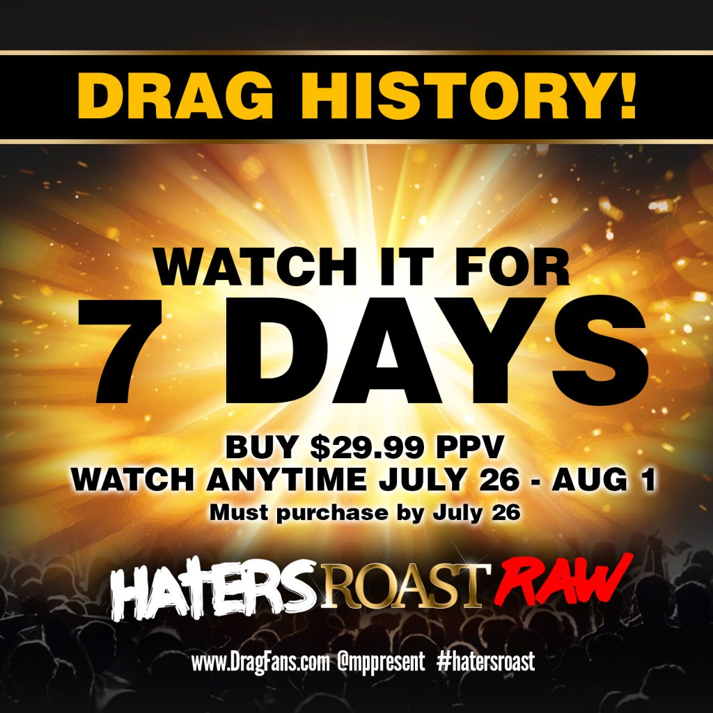 Haters Roast PPV