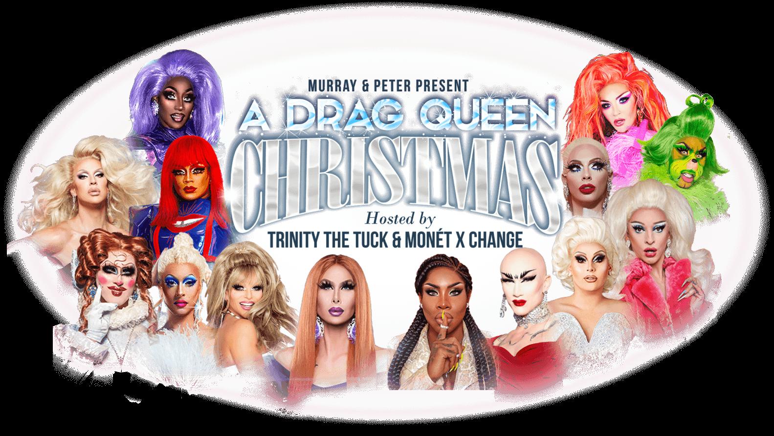 A Drag Queen Christmas 2021